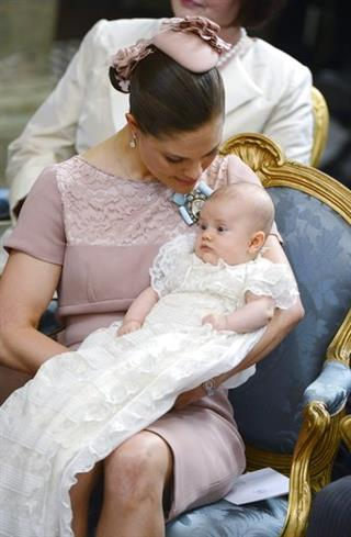 Crown Princess Victoria, Princess Estelle
