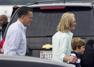 Mitt Romney, Ann Romney,