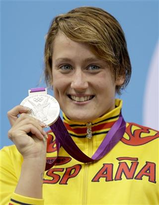 London Olympics Swimming Women