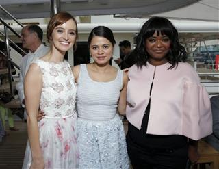James Franco,  Ahna O'Reilly, Octavia Spencer