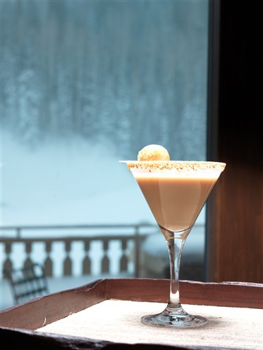 Travel-Ski Resort Cocktails