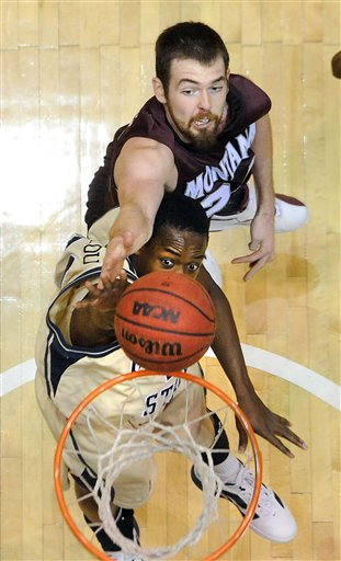 Montana St Montana Basketball