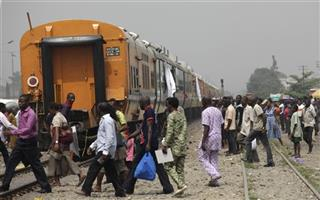 Nigeria Railroad