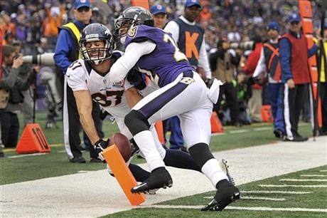Eric Decker, Jimmy Smith