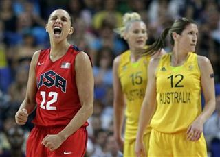 Diana Taurasi, Lauren Jackson, Belinda Snell