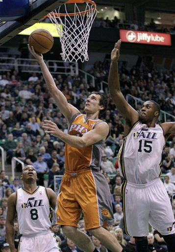 Goran Dragic, Derrick Favors