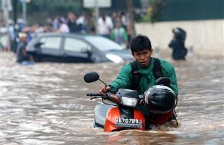 APTOPIX Indonesia Floods