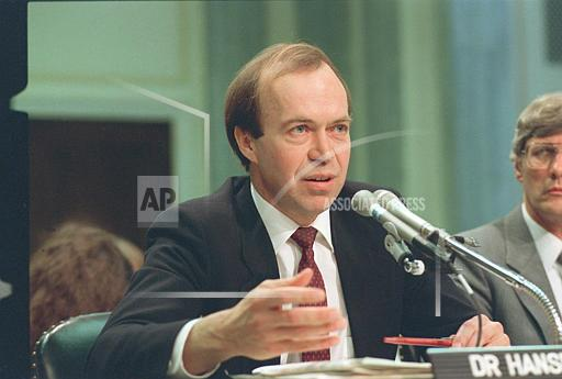 Associated Press Domestic News Dist. of Columbia United States DR. JIM HANSEN