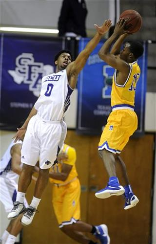 McNeese St Abilene Christian Basketball