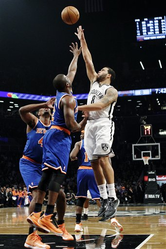 Deron Williams, Raymond Felton