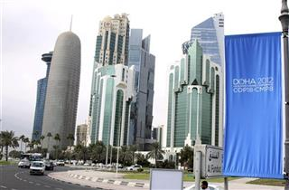 Mideast Qatar Climate Talks