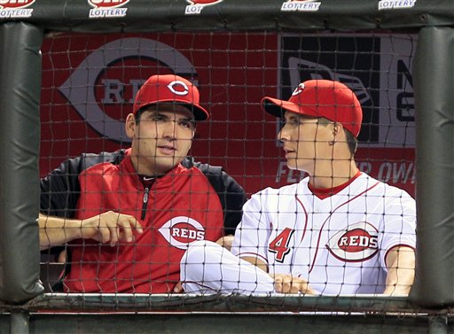 Joey Votto , Homer Bailey