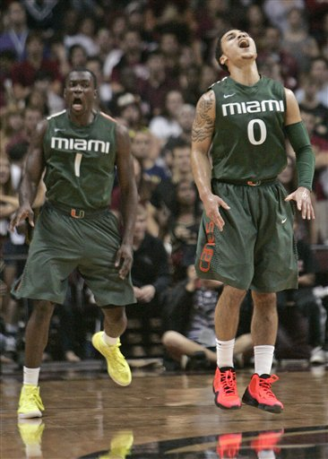 Shane Larkin, Durand Scott