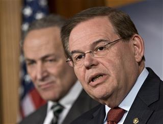Charles Schumer, Robert Menendez