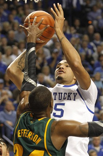 Willie Cauley-Stein, Cory Jefferson