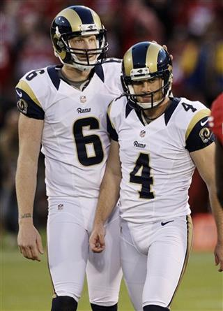 Greg Zuerlein, Johnny Hekker
