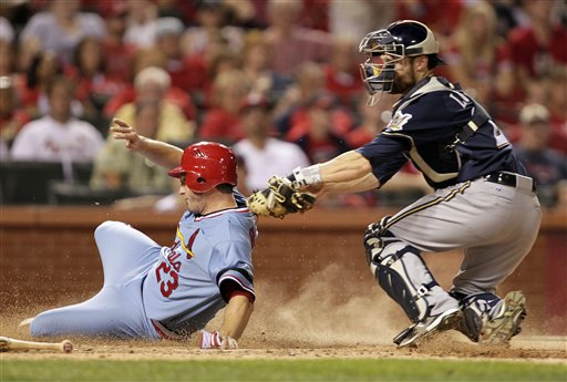 David Freese, Jonathan Lucroy