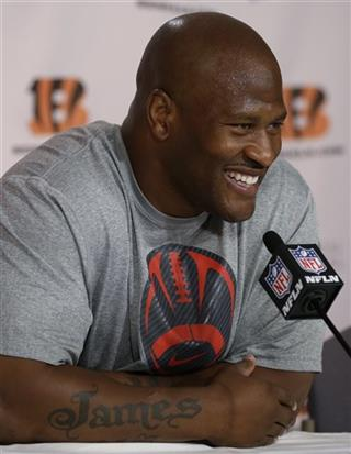 James Harrison