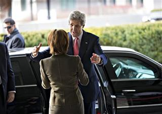 John Kerry, Capricia Marshall