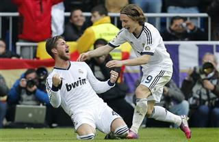 Sergio Ramos, Luka Modric