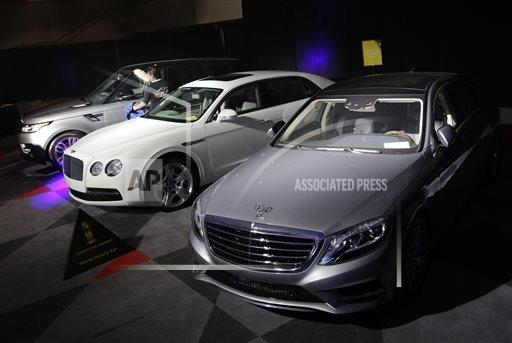 Auto Show Luxury Car of the Year