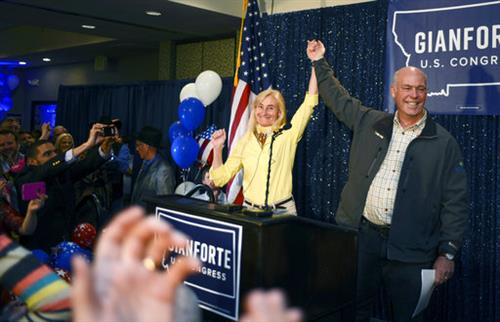 Greg Gianforte, Susan Gianforte