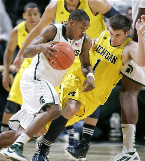 Keith Appling, Stu Douglass