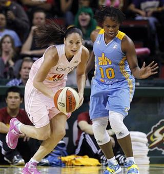 Epiphanny Prince, Sue Bird