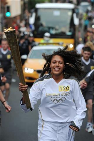 Day 2 - Olympic Torch Relay