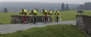 Czech Republic Tour de France on Kick Bikes