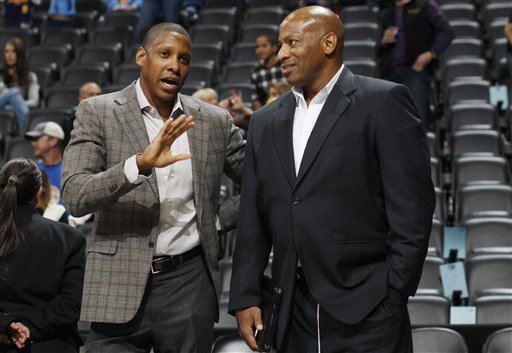 Masai Ujiri, Dell Demps