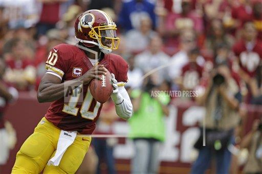 Lions Redskins Football