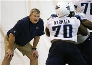 Mike Munchak, Chance Warmack