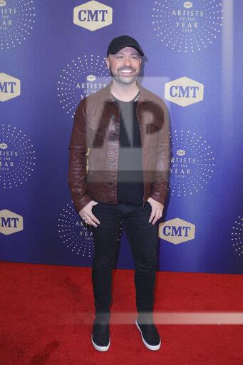 2019 CMT Artists of the Year - Arrivals