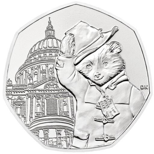 The Royal Mint continues to capture Paddington Bear's London adventures with two new coins