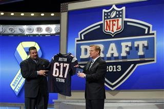 Joe Andruzzi, Roger Goodell
