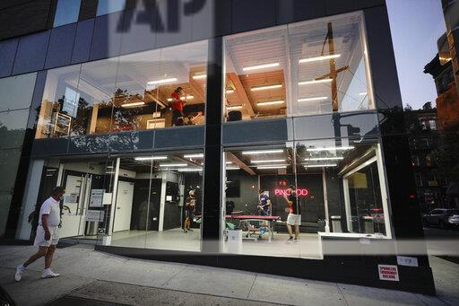 Phase 4 reopening in New York City - 7/31/20