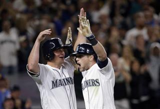 Shawn O'Malley, Kyle Seager