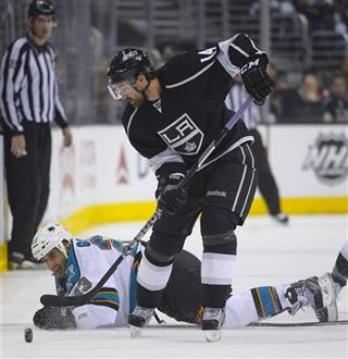 Scott Gomez, Justin Williams