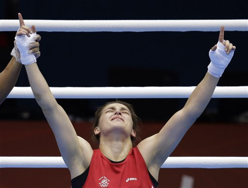 Katie Taylor, Sofya Ochigava