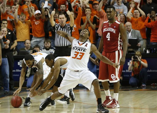 Oklahoma Oklahoma St Basketball