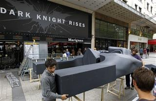 France Dark Knight Rises