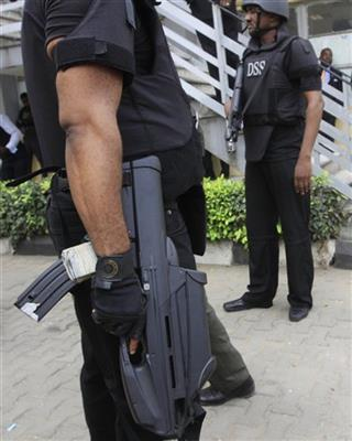 Nigeria Secret Police Leak