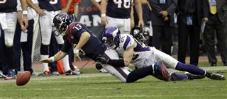 Harrison Smith, T.J. Yates