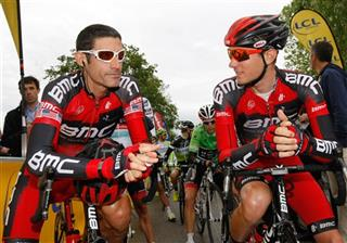 George Hincapie, Tejay Van Garderen