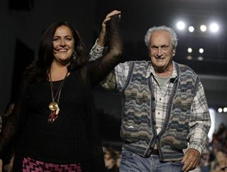 Ottavio Missoni, Angela Missoni