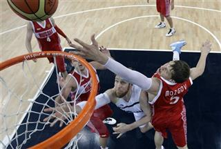 Andres Nocioni, Timofey Mozgov