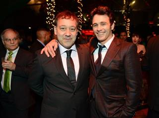 Sam Raimi, James Franco