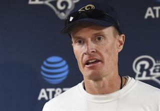 Rams-Fisher Fired Football
