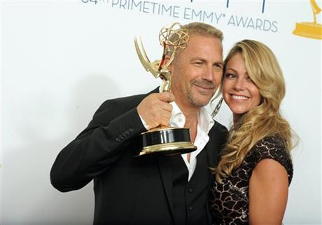 Kevin Costner, Christine Baumgartner